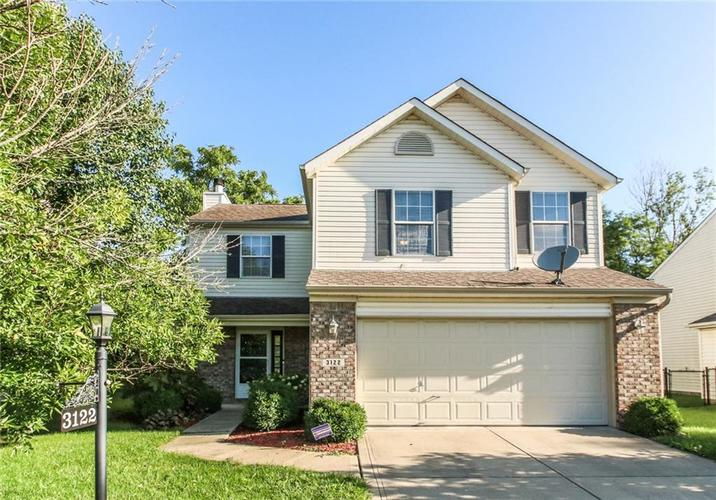 3122 Crestwell Drive Indianapolis IN 46268 | MLS 21665613 | photo 1