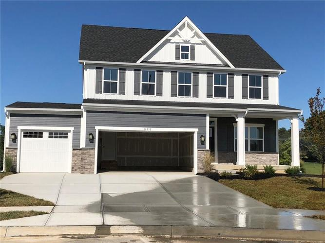 14816 Bellamy Court Fishers, IN 46037 | MLS 21665697 | photo 1
