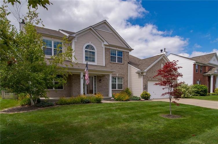 12198  Castlestone Drive Fishers, IN 46037 | MLS 21665711