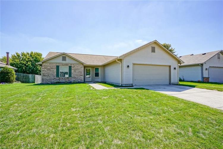 4313 Guion  Lakes Boulevard Indianapolis, IN 46254 | MLS 21665712 | photo 1