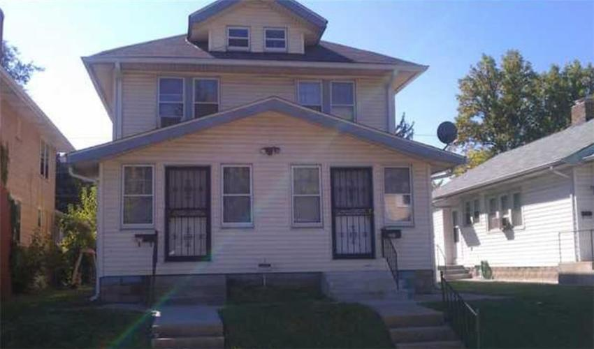 421  HARVARD Place Indianapolis, IN 46208   MLS 21665716