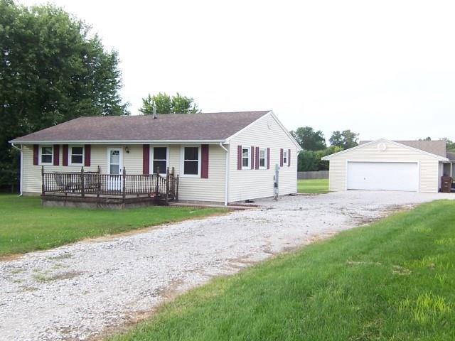 8198 E Old Fort Harrison Avenue Terre Haute, IN 47803 | MLS 21665726