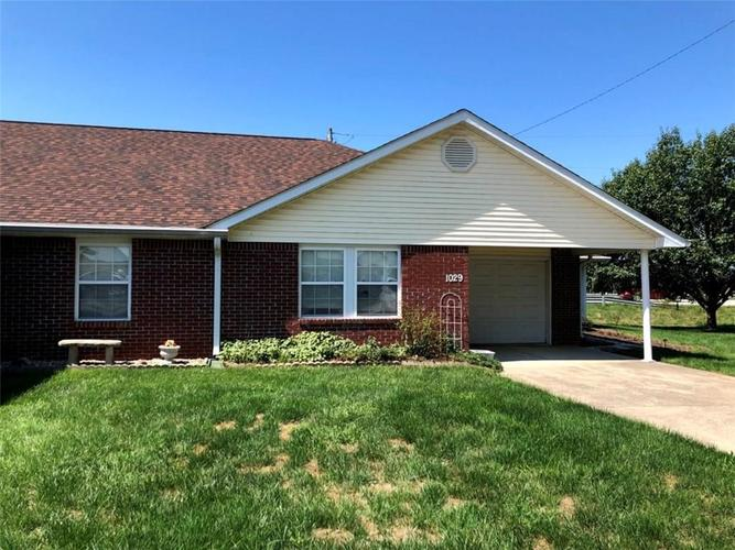 1029 Plaza Drive Martinsville, IN 46151 | MLS 21665769 | photo 1
