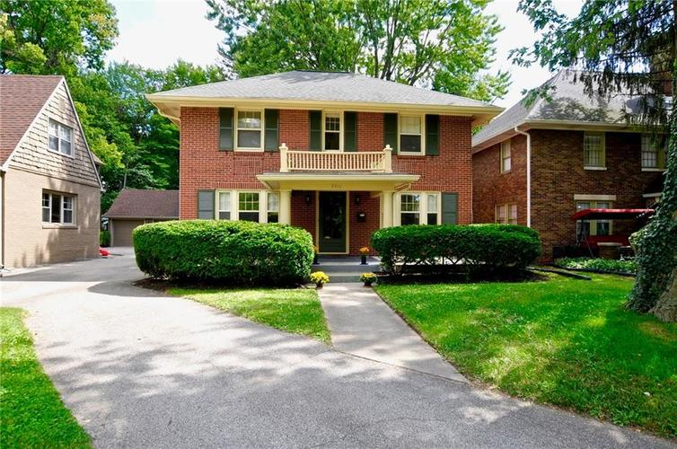 5911 N CENTRAL Avenue Indianapolis IN 46220 | MLS 21665775 | photo 1