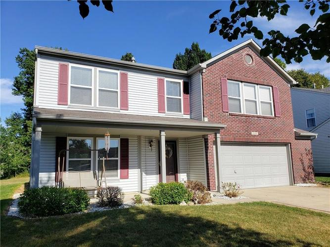 10168  Clear Creek Circle Indianapolis, IN 46234 | MLS 21665779