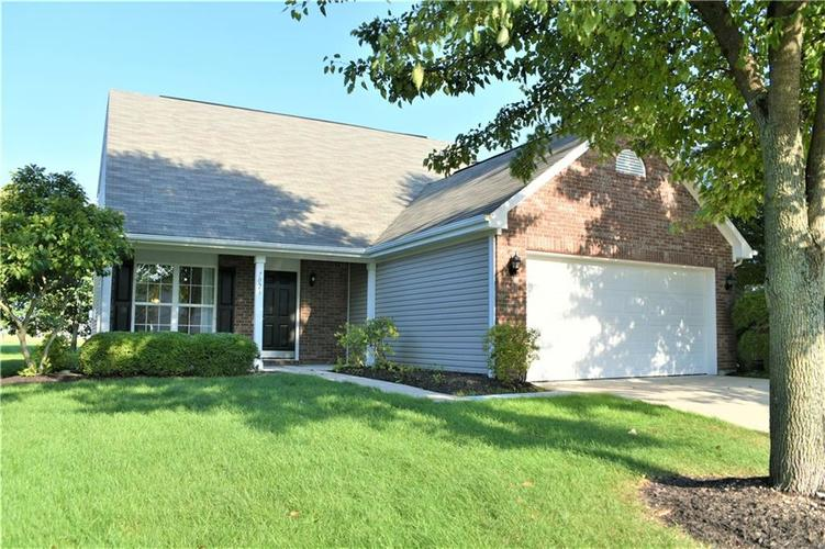 7021  Harness Lakes Drive Indianapolis, IN 46217 | MLS 21665865