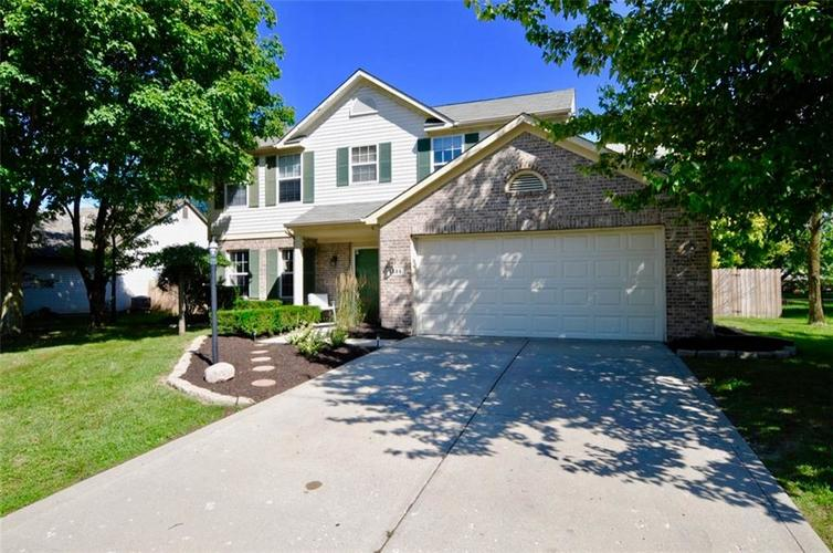 8608  BROOKHILL Court Indianapolis, IN 46234 | MLS 21665942