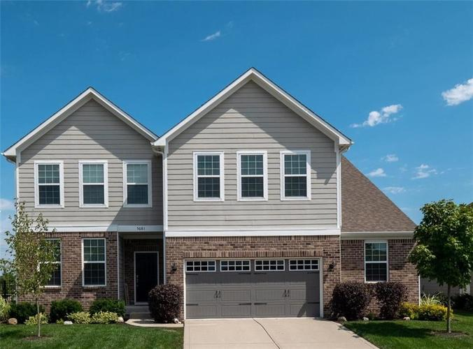 5681 Primrose Drive Whitestown, IN 46075 | MLS 21666023 | photo 1
