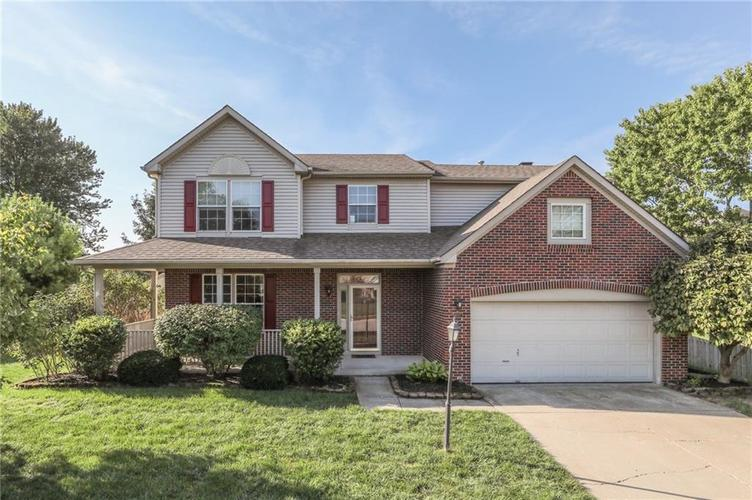 107 Kingsview Drive Mooresville, IN 46158 | MLS 21666100 | photo 1
