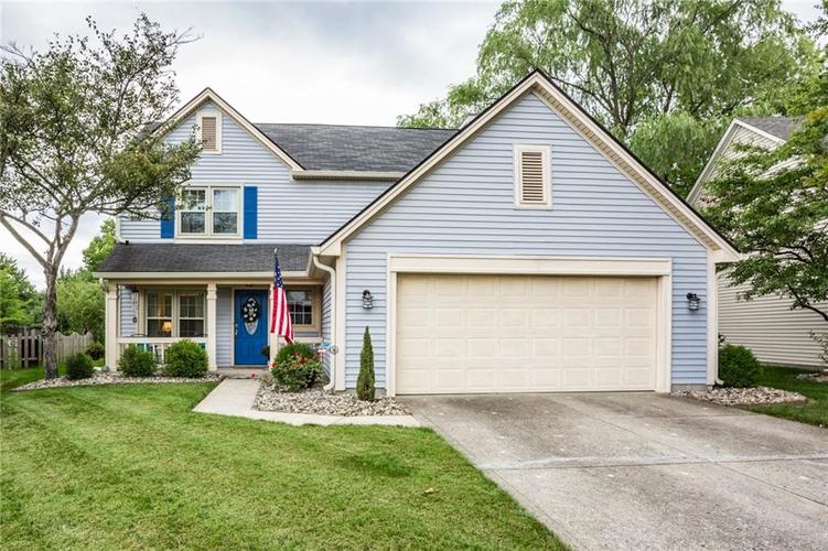 8346 Metzger Court Indianapolis, IN 46256 | MLS 21666156 | photo 1