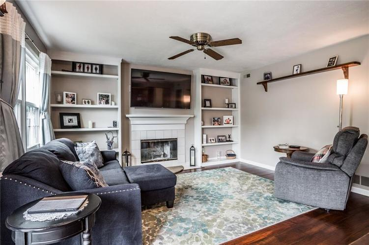 8346 Metzger Court Indianapolis, IN 46256 | MLS 21666156 | photo 15