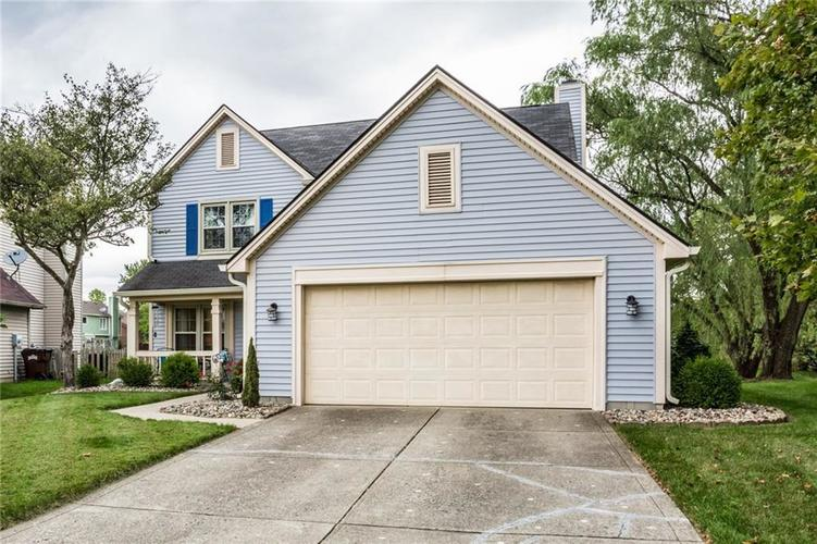 8346 Metzger Court Indianapolis, IN 46256 | MLS 21666156 | photo 3