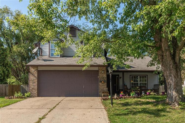 5740  Buck Rill Drive Indianapolis, IN 46237 | MLS 21666175