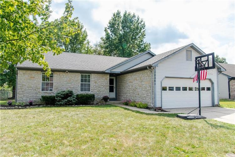 12361  Cobblestone South Drive Indianapolis, IN 46236 | MLS 21666185