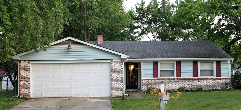 3227  WEDGEWOOD Drive Indianapolis, IN 46227 | MLS 21666207