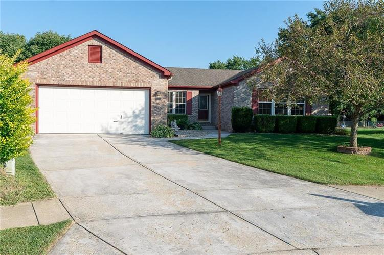2122  Willow Wind Court Indianapolis, IN 46239 | MLS 21666227