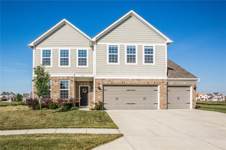 6114 Marigold Court Whitestown, IN 46075 | MLS 21666229 | photo 1