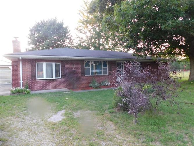 3575 N County Road 500  North Vernon, IN 47265 | MLS 21666241
