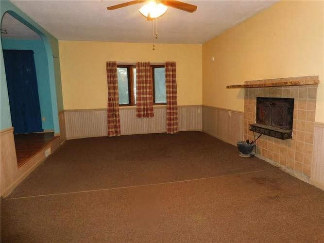 3575 N County Road 500 W North Vernon, IN 47265 | MLS 21666241 | photo 11