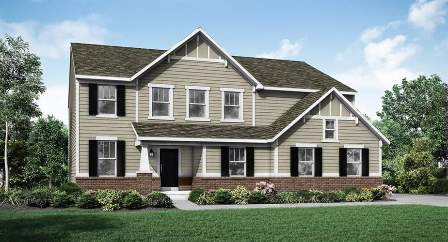 12012 Prominence Place Fishers, IN 46037 | MLS 21666275 | photo 1