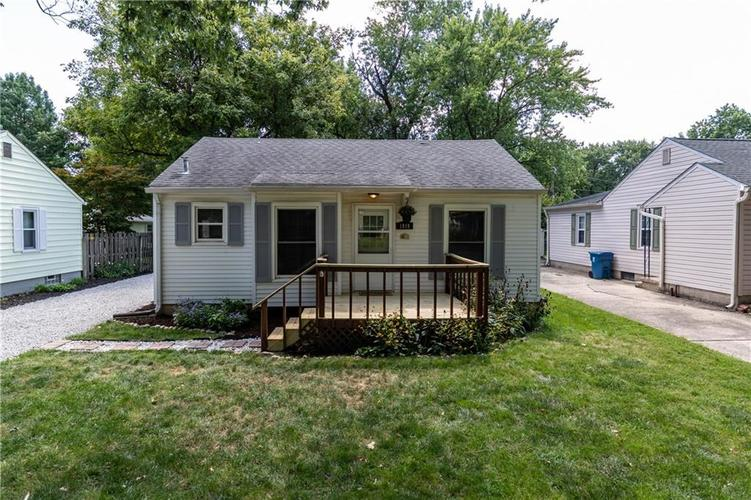 1819 E 66th Street Indianapolis, IN 46220 | MLS 21666292 | photo 2