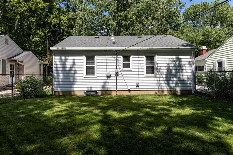 1819 E 66th Street Indianapolis, IN 46220 | MLS 21666292 | photo 23