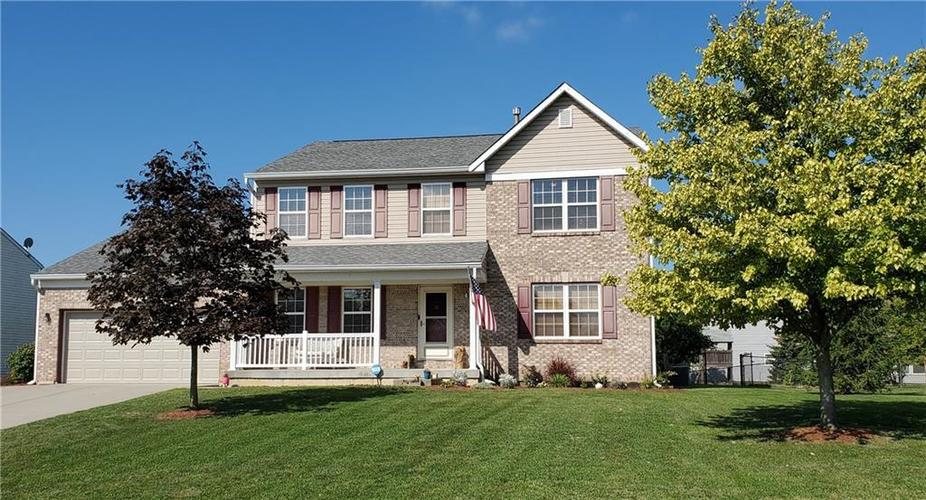 2396 S Moeller Circle New Palestine, IN 46163 | MLS 21666306 | photo 1