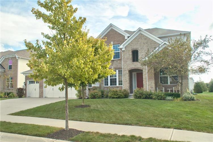 13071  Knights Way Fishers, IN 46037 | MLS 21666365