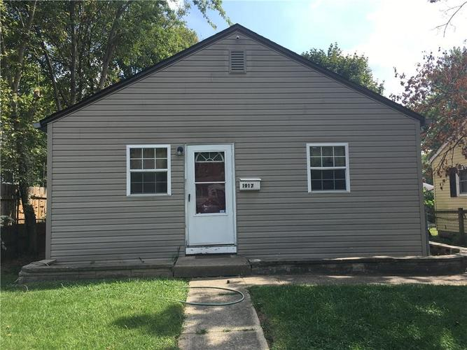 1917 N Euclid Avenue Indianapolis IN 46218 | MLS 21666369 | photo 1