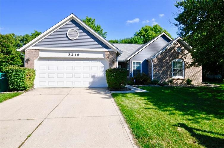 3216 CRICKWOOD Drive Indianapolis IN 46268 | MLS 21666405 | photo 1