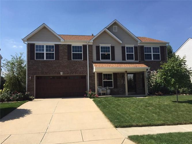 6852  Governors Point Boulevard Indianapolis, IN 46217 | MLS 21666420