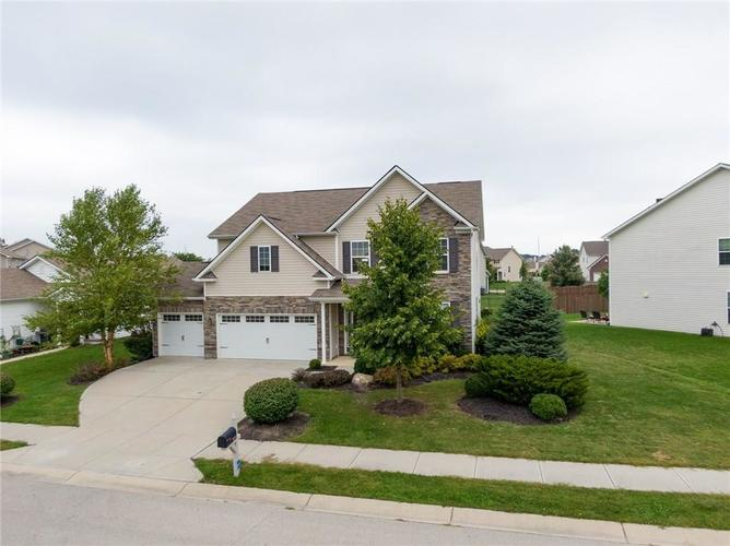 4144 Pearson Drive Westfield, IN 46062 | MLS 21666426 | photo 17