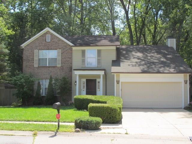 3201 CRICKWOOD Drive Indianapolis IN 46268 | MLS 21666449 | photo 1
