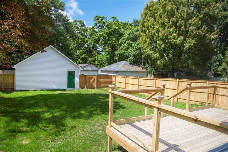 1106 N Temple Avenue Indianapolis, IN 46201 | MLS 21666459 | photo 42