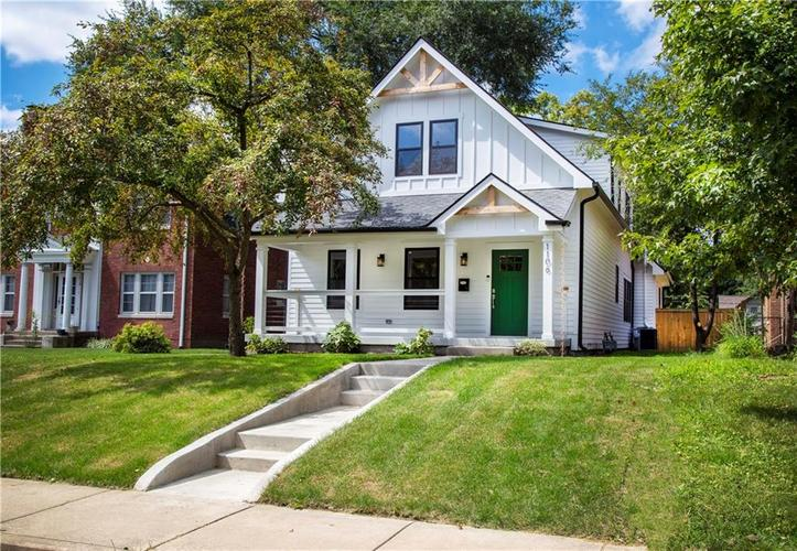 1106 N Temple Avenue Indianapolis, IN 46201 | MLS 21666459 | photo 45