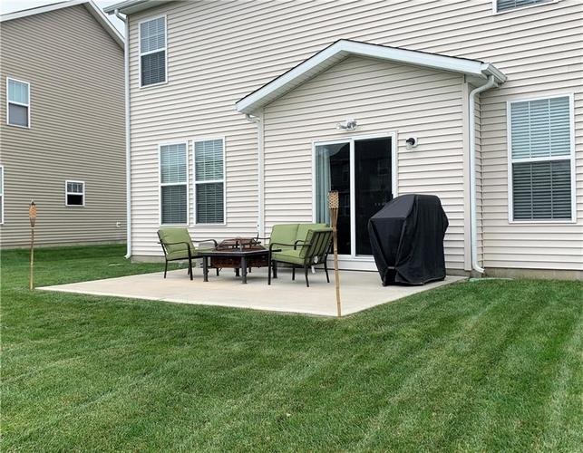 5129 MONTEVIDEO Drive Plainfield, IN 46168 | MLS 21666500 | photo 25