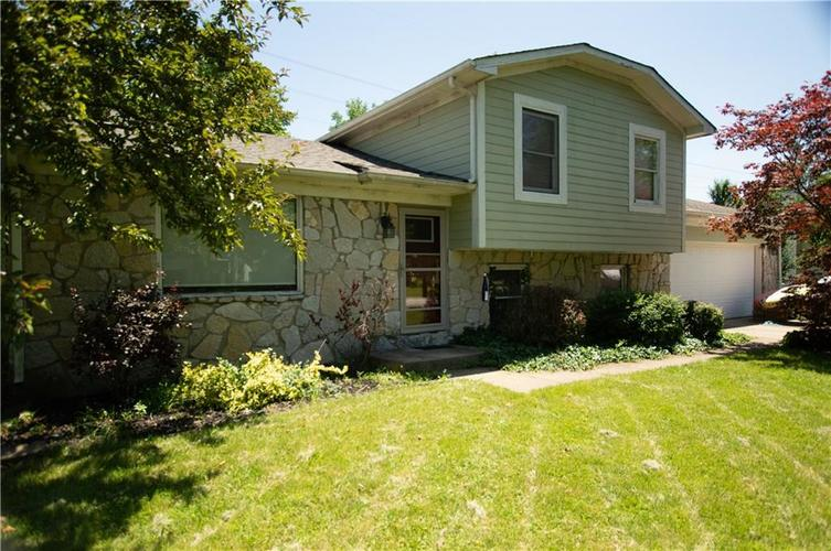 8015 Ridgegate East Drive Indianapolis, IN 46268   MLS 21666510   photo 1