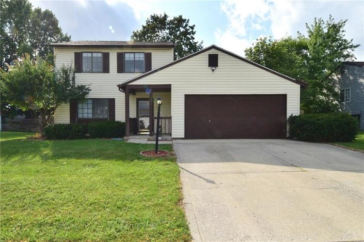 614 WOODS CROSSING Drive Indianapolis, IN 46239 | MLS 21666522 | photo 1