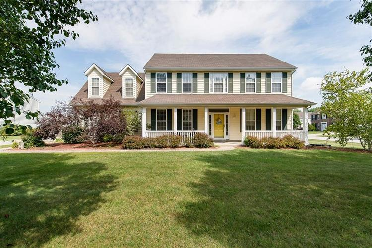 6936  Barberry Court Plainfield, IN 46168 | MLS 21666532