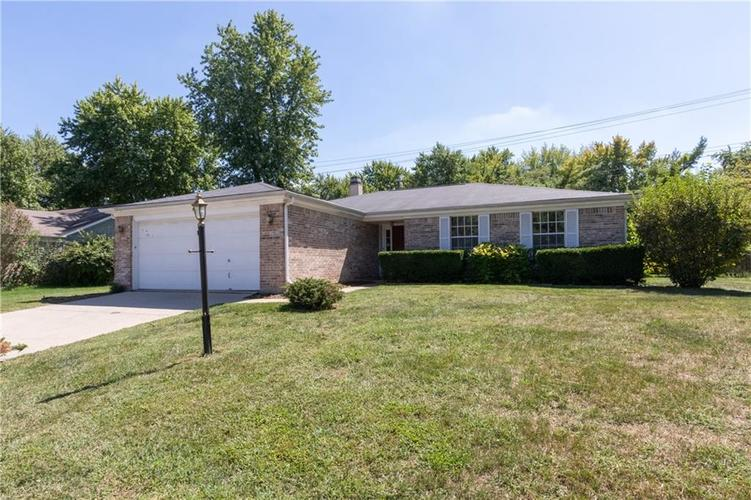 7609 Madden Drive Fishers, IN 46038   MLS 21666543   photo 1