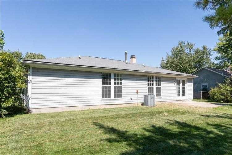 7609 Madden Drive Fishers, IN 46038   MLS 21666543   photo 20
