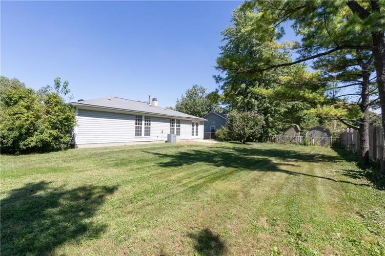 7609 Madden Drive Fishers, IN 46038   MLS 21666543   photo 21