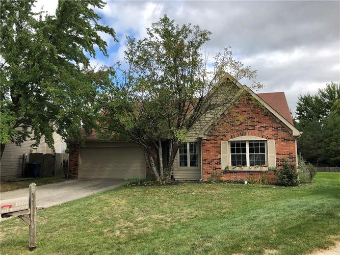 8566 ROCK HOLLOW Indianapolis, IN 46256 | MLS 21666557 | photo 1