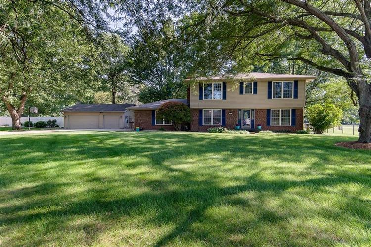 11  Park Forest South Drive Franklin, IN 46131 | MLS 21666572