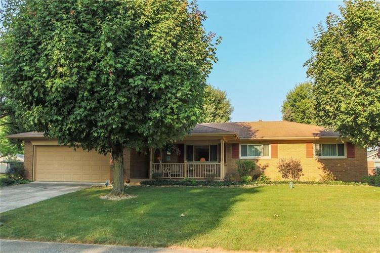 7428  Shamrock Drive Indianapolis, IN 46217   MLS 21666590