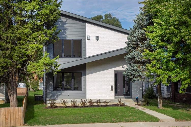 1106 N Beville Avenue Indianapolis IN 46201 | MLS 21666660 | photo 1