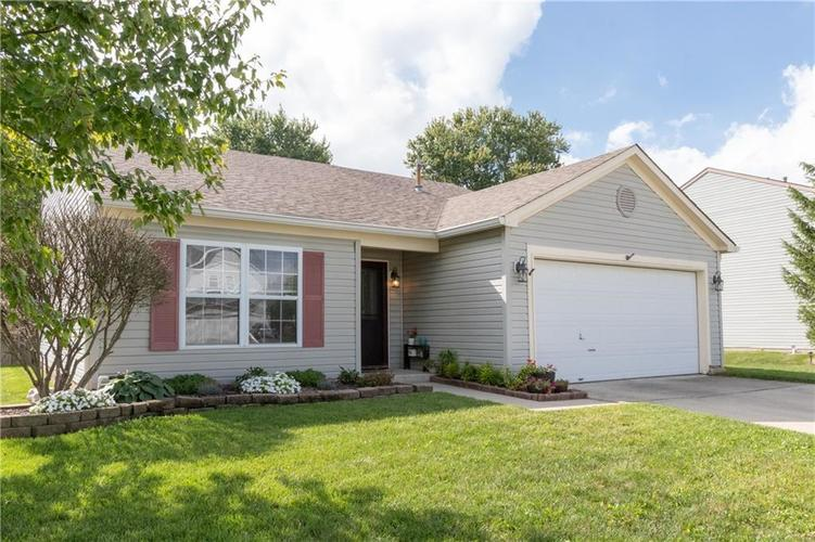 1106 Liberty Drive Indianapolis IN 46234 | MLS 21666663 | photo 1
