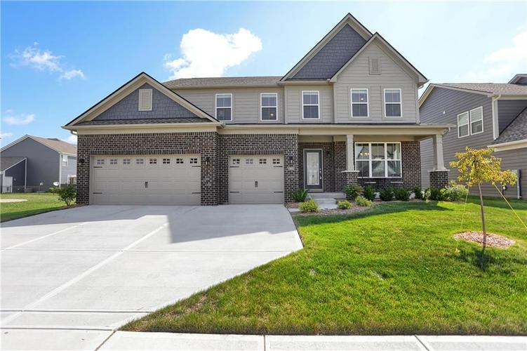 9833 Tampico Chase Fishers, IN 46040   MLS 21666713   photo 1