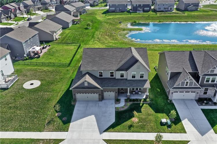 9833 Tampico Chase Fishers, IN 46040   MLS 21666713   photo 45