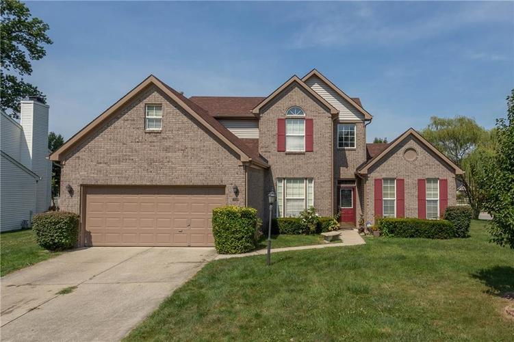 7838  Wayforest Court Indianapolis, IN 46239 | MLS 21666760